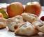 Saccottini di mele Dolomiti nel piatto