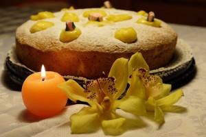 torta della nonna.