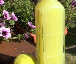 ottimo liquore al limone