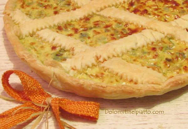 torta-salata-con-carciofi-e-ricotta